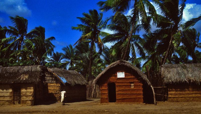 Village, Southern Somalia