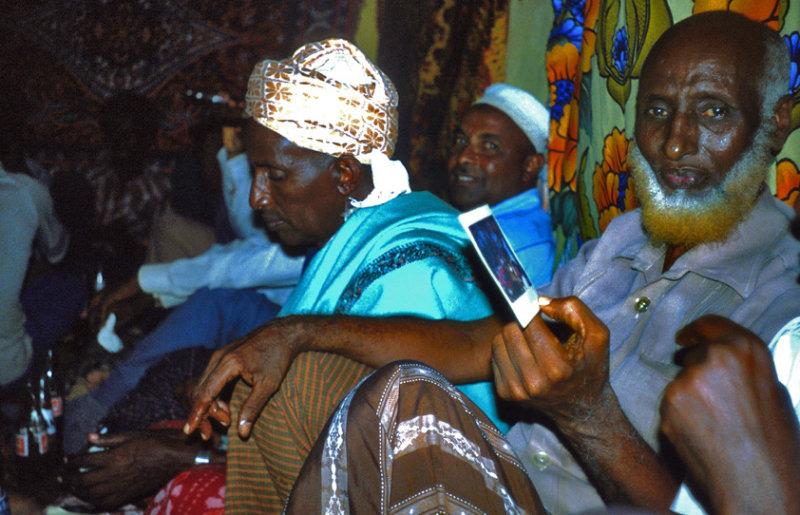 Muslim wedding, Mogadishu