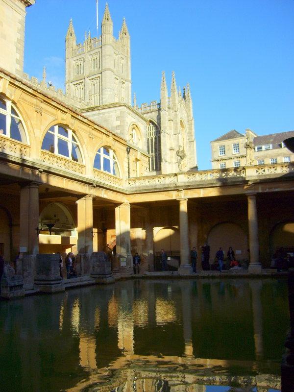 Roman Baths pt. 3