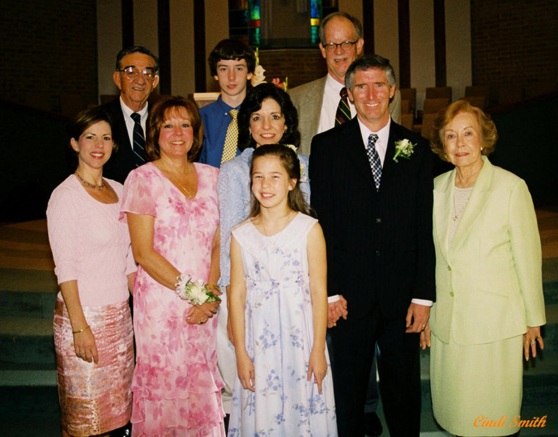 THE ENTIRE IMMEDIATE FAMILY
