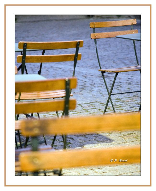 Terrasse à Carcassonne