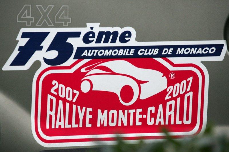 75ème Rallye de Monte-Carlo - 2007