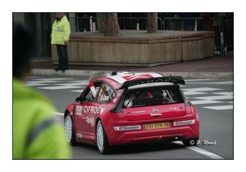 N°1 Loeb - Citroen C4