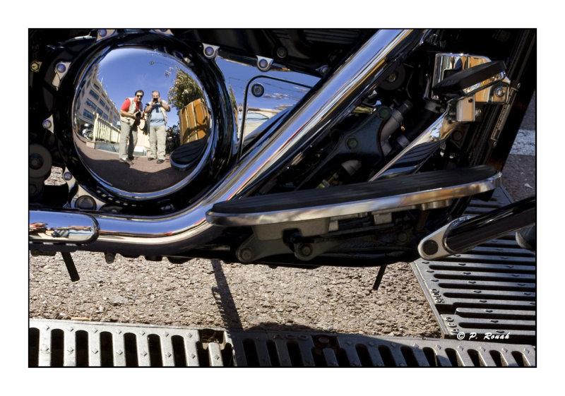 3545 - Reflection on Triumph