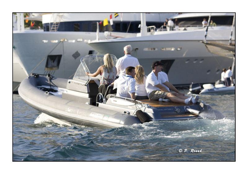 3605 - Boat Ride