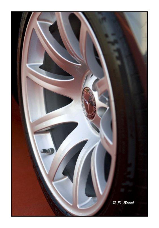3637 - Mercedes SLR McLaren