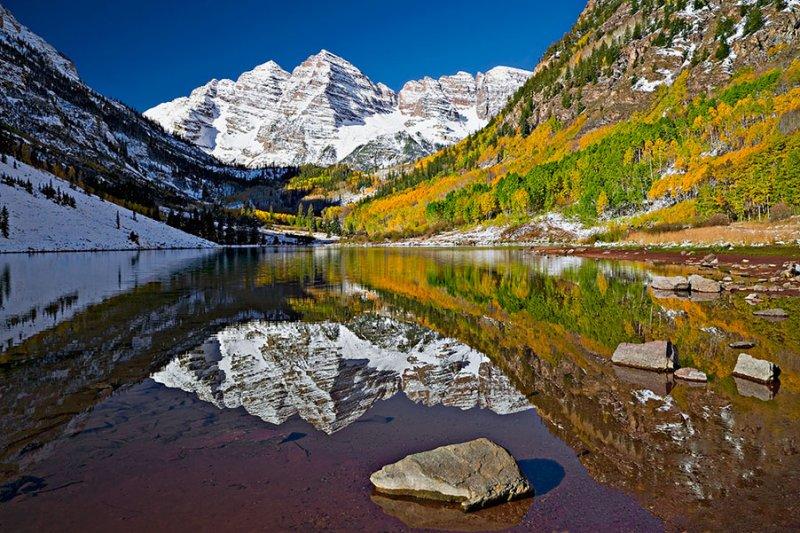 Maroon Lake Autumn Reflections.jpg