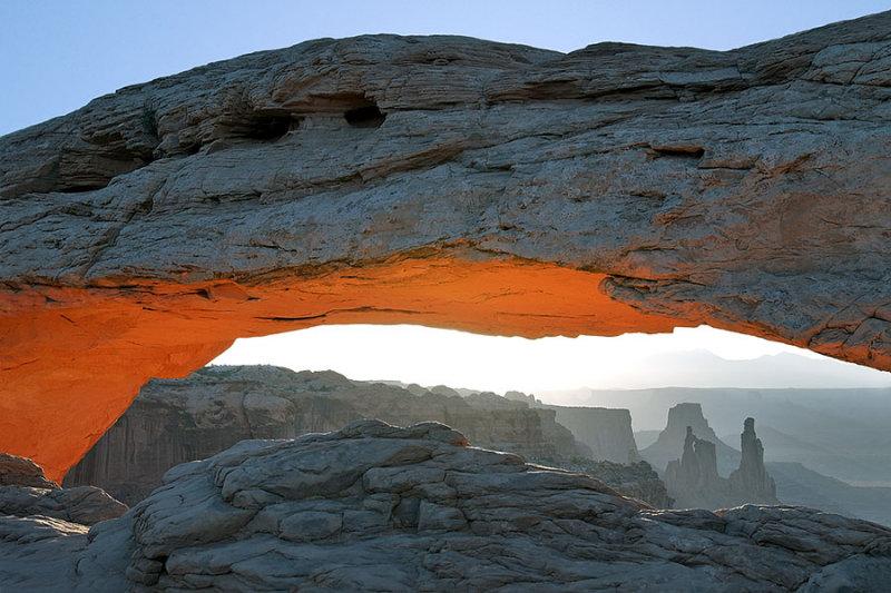 Sunrise at Mesa Arch.jpg