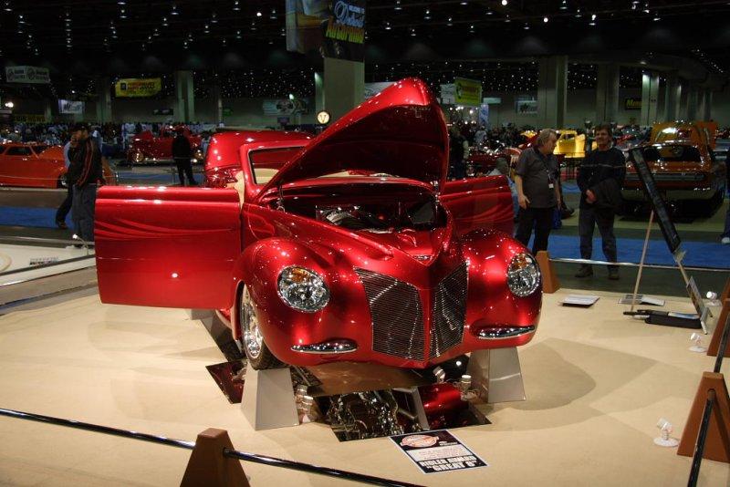 1940 Mercury 2 Door Custom