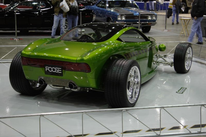 Foose Coupe Rear