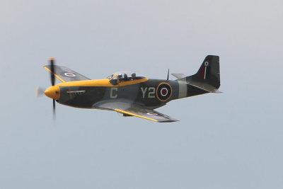 Canadian P-51 Mustang