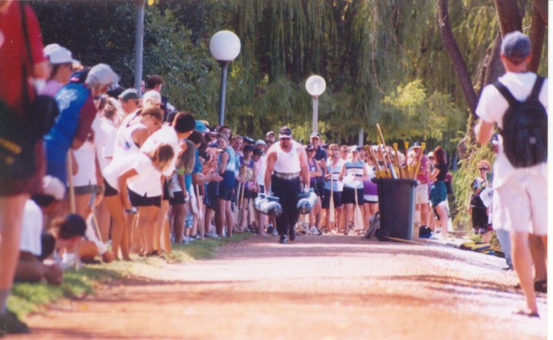 World Record attempt 2000