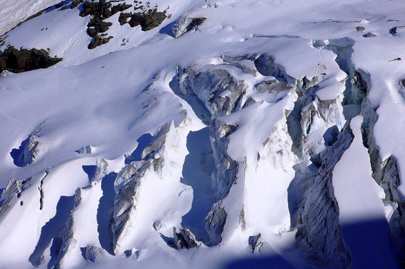 Impressive glacier