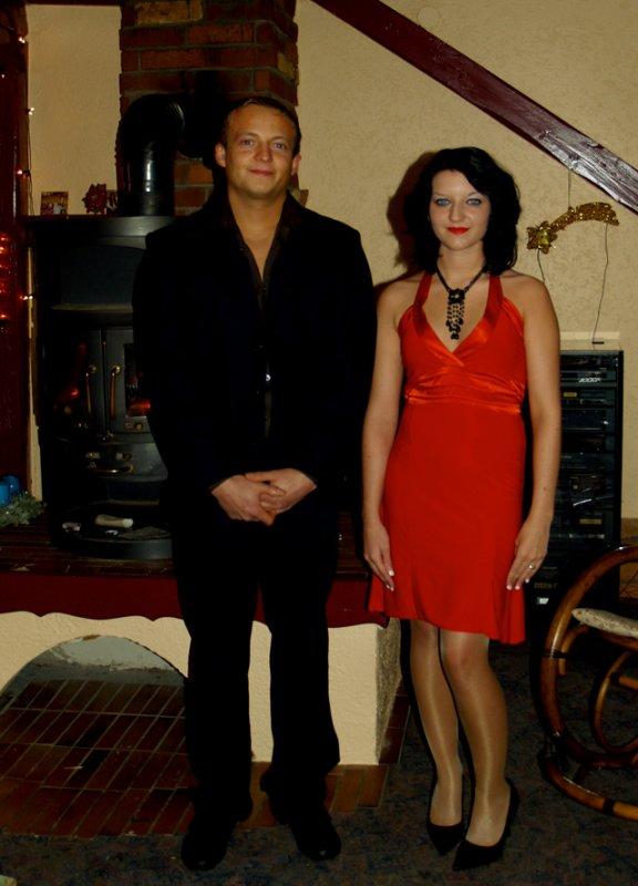 Jasmine and Mark