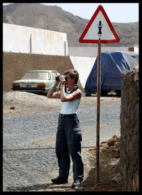 Watch up for female Bird-watchers !!!