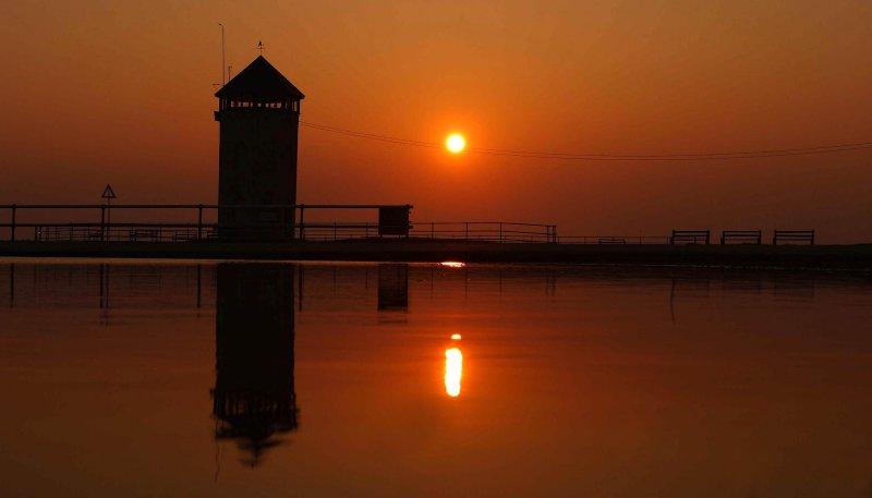 Brightlingsea sunset