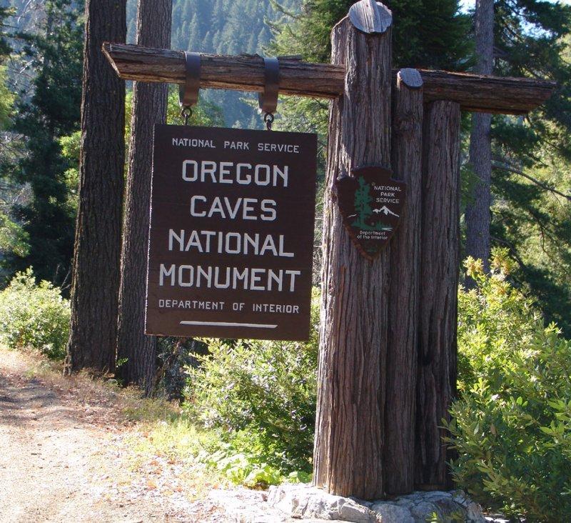 Oregon Caves