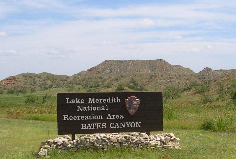 Lake Meredith