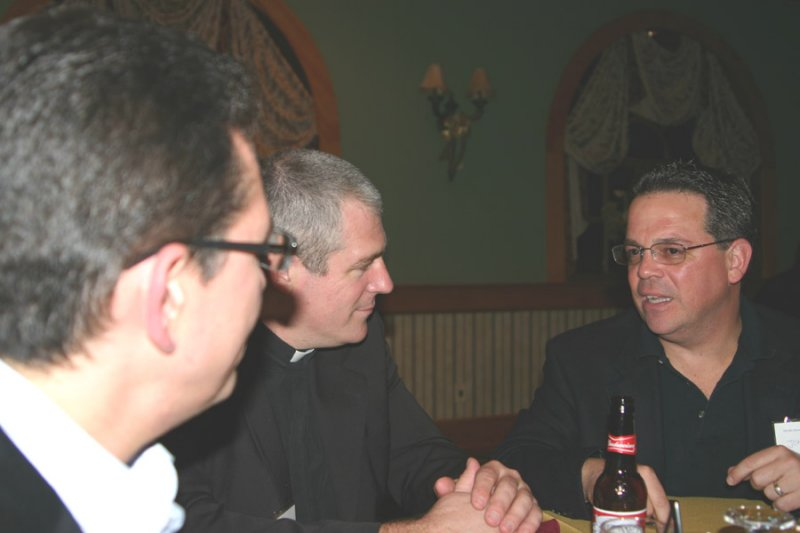 Mark, Steve, John Mitchell