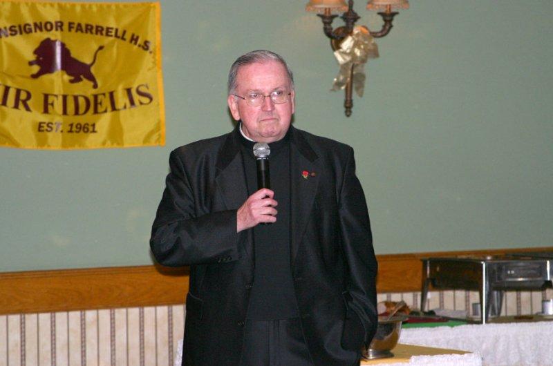 Monsignor Finn