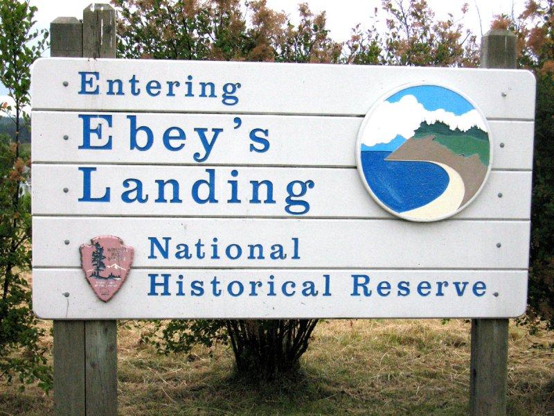 Ebeys Landing