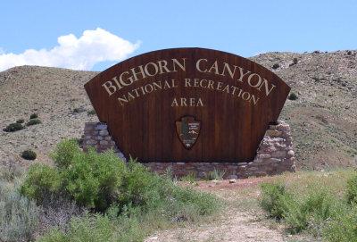 Bighorn Canyon