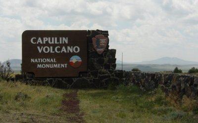 Capulin Volcanic