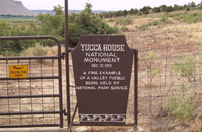 Yucca House
