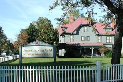 James A Garfield