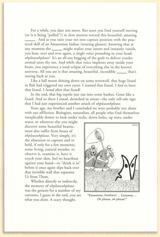 Gary Larson - The Syndrome (page 2 of 2)