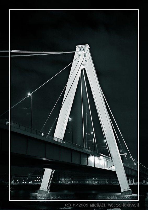 Cologne Severin Bridge