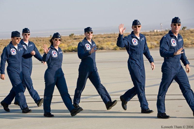 Thunderbirds Pilots (2006)