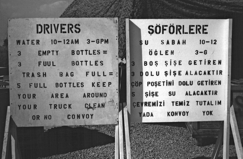 Signs In Area 51