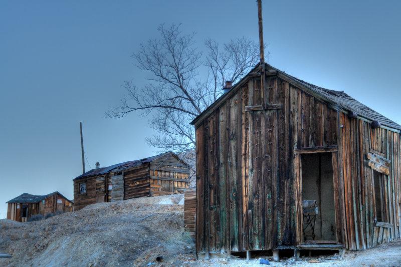 Miners Cribs
