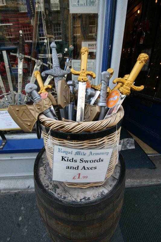 Kids Swords Edinburgh.JPG