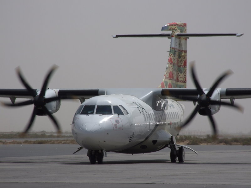 1105 14th September 07 PIA ATR at Sharjah Airport.JPG