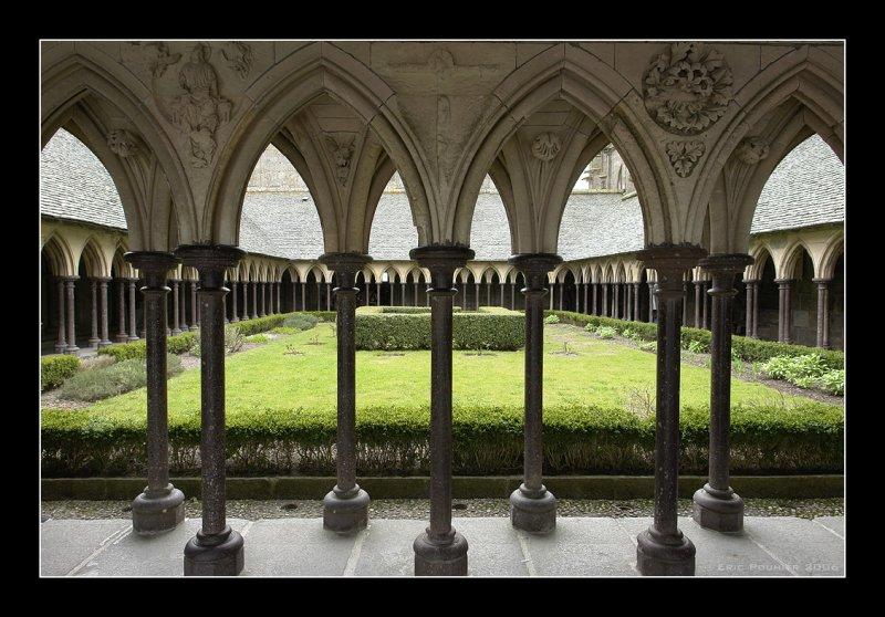 Abbaye du Mont St Michel 1