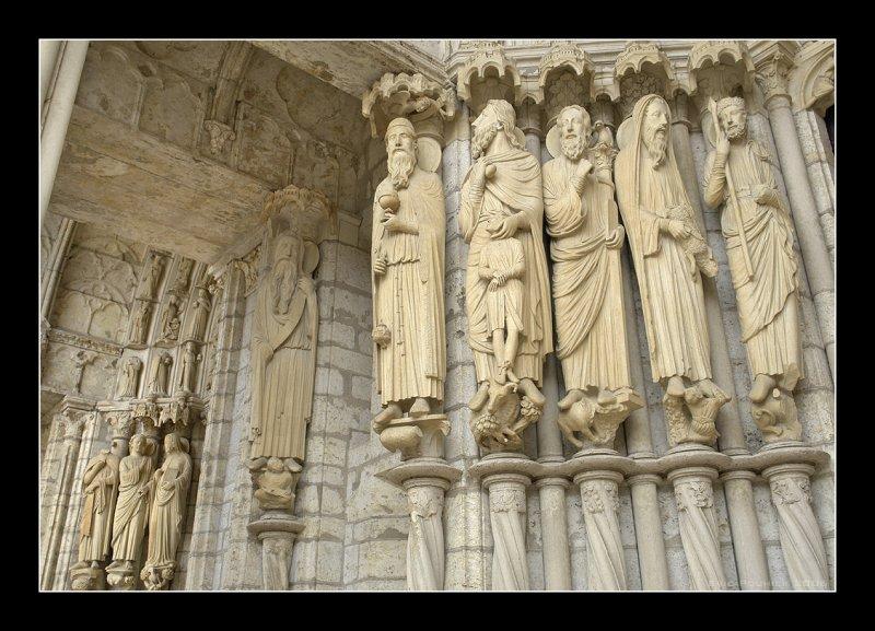 Cathedrale de Chartres  9