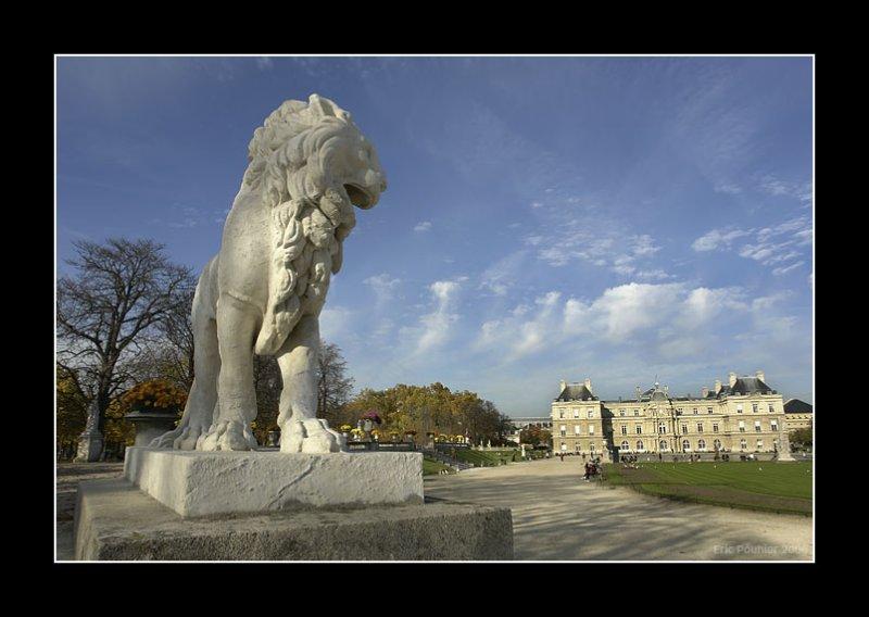 Le Palais du Luxembourg - Paris