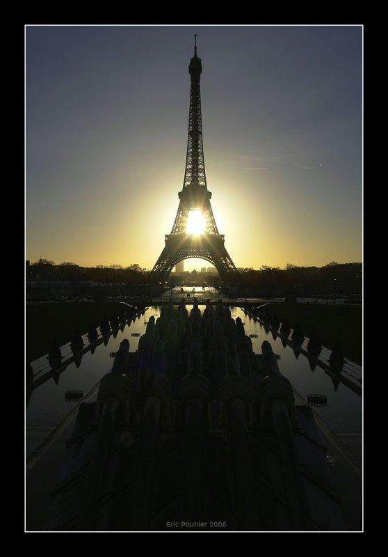 Palais de Chaillot - Tour Eiffel 11