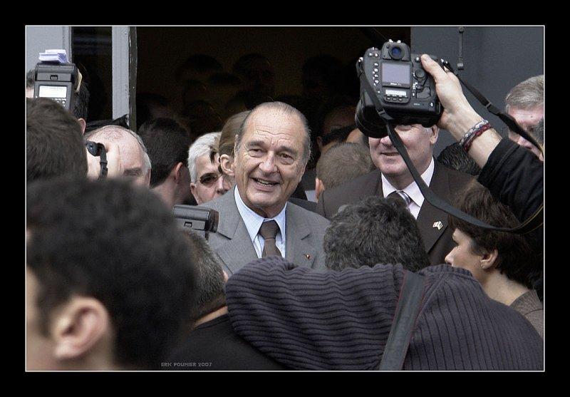 Parisian celebrity, mayor of Paris 1977-1995 !