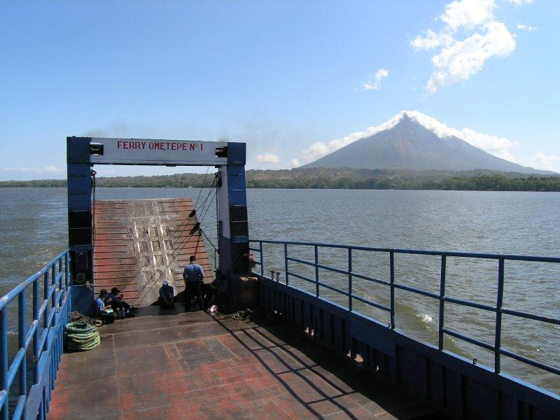 ...so its adios to Ometepe.....