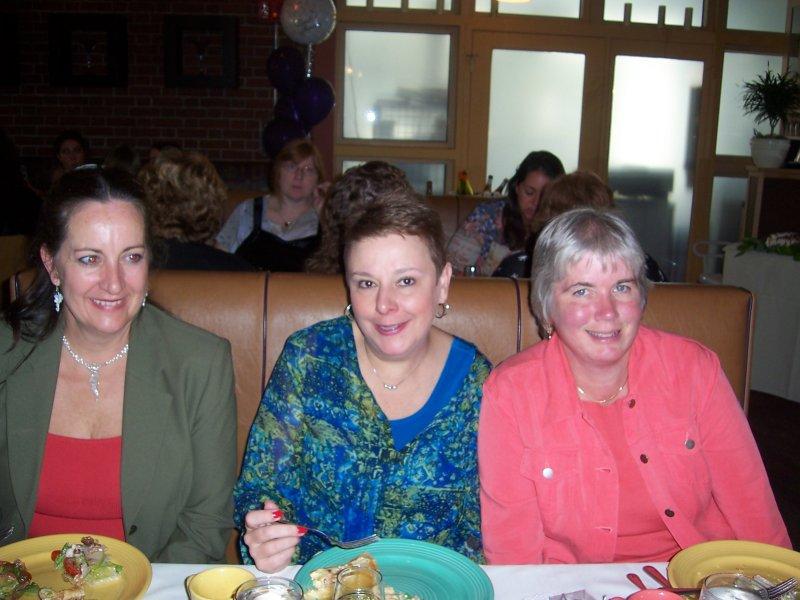 Lynn, Debbie, Leslie