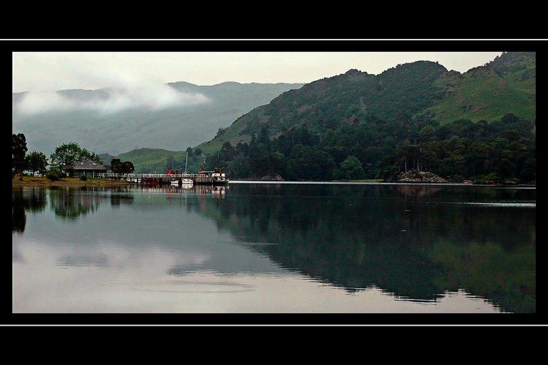 Reflections, Ullswater, Cumbria