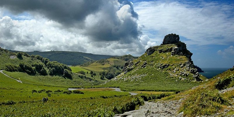 Valley of the Rocks, Lynton