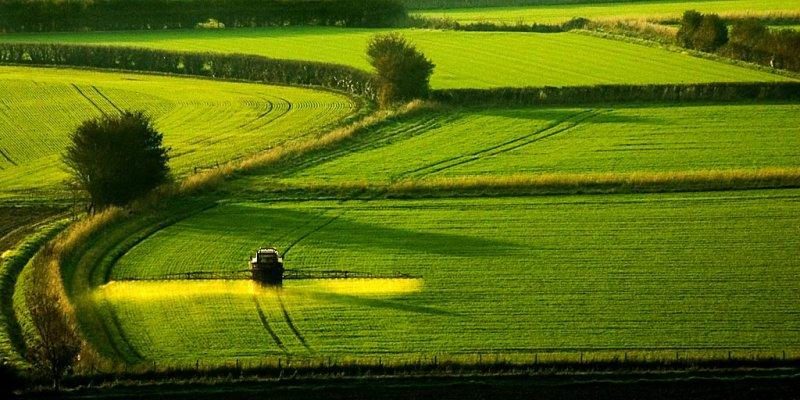 Crop spraying (D70)