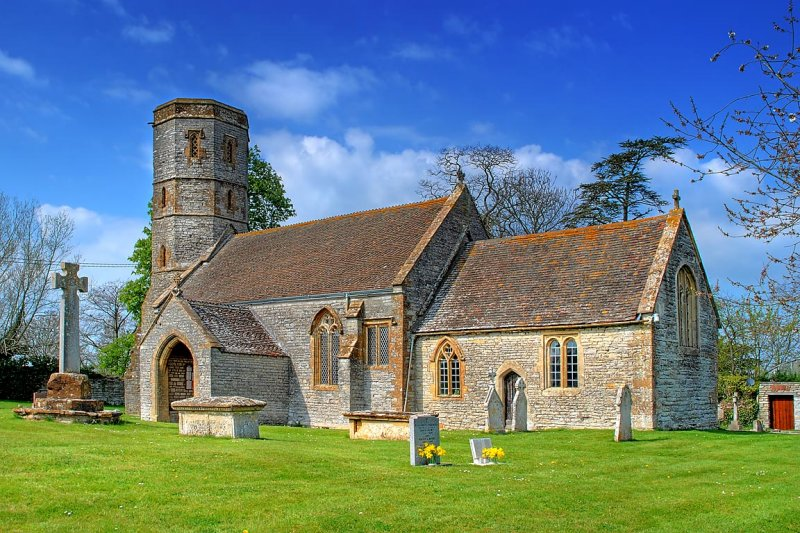 Parish Church, Podimore (2678)