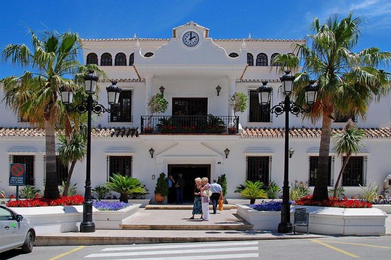 Casa Consistorial, Mijas