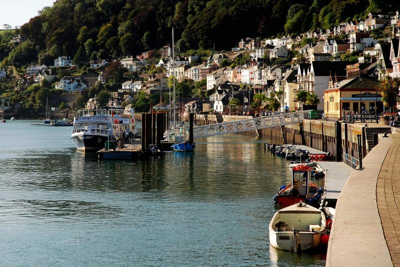 River Link jetty, Dartmouth