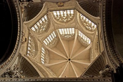 The dome, St. Marys Cathedral